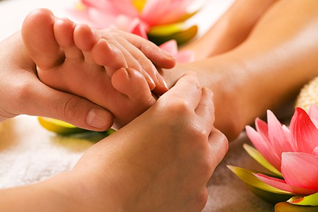 Reflexology - Zone Therapy